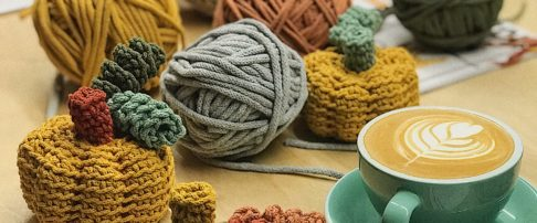 Knitted Coffee